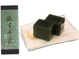 鶴吉羊羹(抹茶)