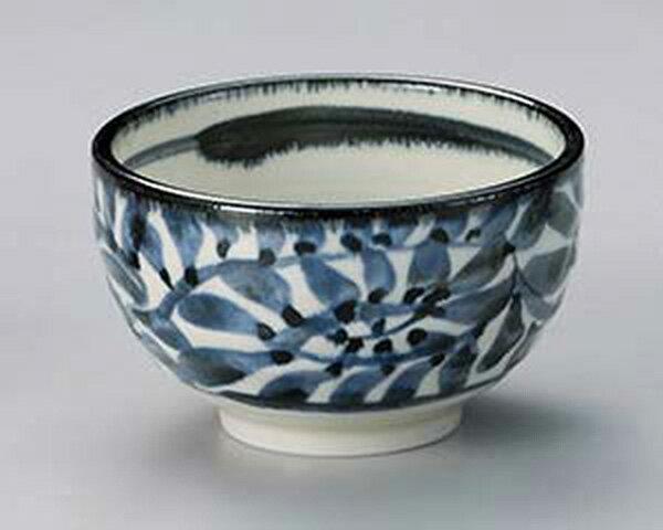 藍染唐草4.0多用碗 13cm 和食器 小丼 和風 美濃焼 業務用 26-345-376-a