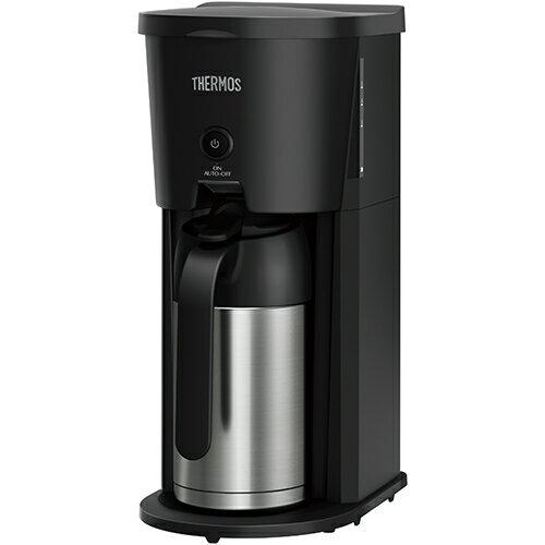 サーモス ECJ-700-BK(ブラック) 真空断熱ポット コーヒーメーカー