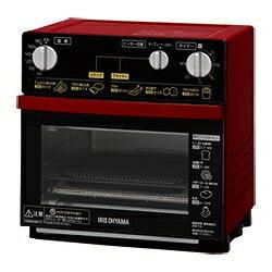 アイリスオーヤマ FVH-D3A-R(レッド) ノンフライ熱風オーブン 1400W