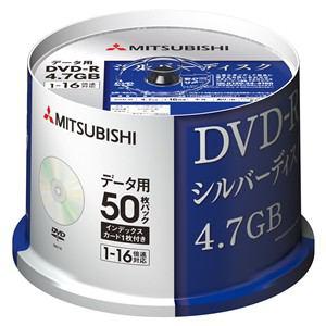 三菱ケミカルメディア DHR47J50D5 データ用 DVD-R 4.7GB 1回記録 16倍速 50枚