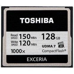 東芝CF-EZ128_コンパクトフラッシュカード_128GB