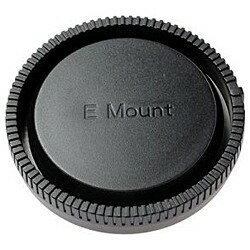 エツミ E-6344 ソニーEマウント対応 レンズリアキャップ