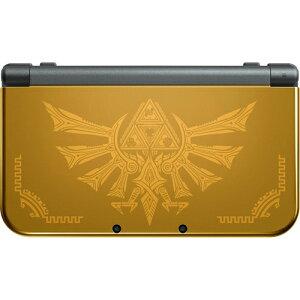 任天堂 Newニンテンドー 3DS LL ハイラルエディション