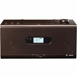 【長期保証付】JVC RD-W1-T(ブラウン) CDポータブルシステム 【在庫あり】16時までの注文で当日出荷可能!