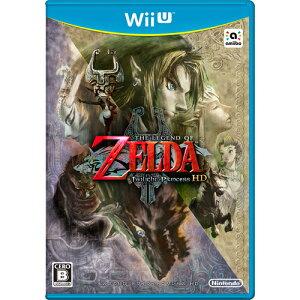 任天堂 Wii U ゼルダの伝説 トワイライトプリンセス HD