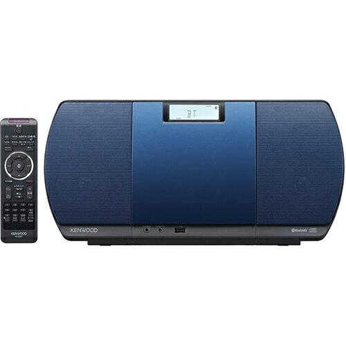 ケンウッド CR-D3-L(ブルー) CD/Bluetooth/USBパーソナルオーディオシステム