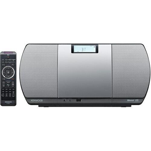 ケンウッド CR-D3-S(シルバー) CD/Bluetooth/USBパーソナルオーディオシステム