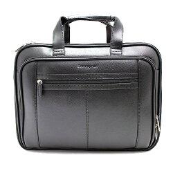 サムソナイト43122_1041_Checkpoint_Friendly_Leather_Business_Case