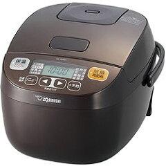 象印 NL-BA05-TA(ブラウン) 極め炊き マイコン炊飯器 3合