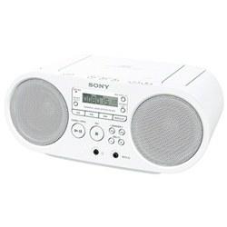 ソニー ZS-S40-W(ホワイト) CDラジオ