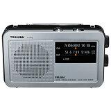 東芝 TY-HR2-S(シルバー) AM/FMラジオ