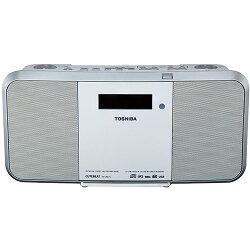 東芝TY-CRX71-W(ホワイト)_SD/USB/CDラジオ