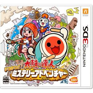 バンダイナムコゲームス 3DS 太鼓の達人 ドコドン!ミステリーアドベンチャー