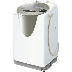 アクアAQW-LV800E-S(シャンパンシルバー)_SLASH(スラッシュ)_全自動洗濯機_洗濯8kg