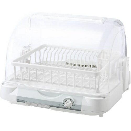 コイズミ KDE5000/W(ホワイト) 食器乾燥機 6人用