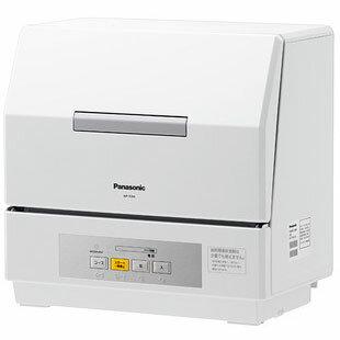 【設置】パナソニック NP-TCR4-W(ホワイト) プチ食洗 食器洗い乾燥機 3人分:特価COM