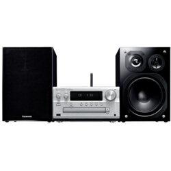 パナソニック SC-PMX150-S(シルバー) iPhone・iPod対応コンポ Bluetooth/ワイドFM対応