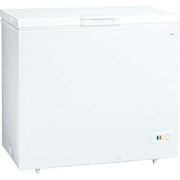 【設置+長期保証】アクア AQF-21CE-W(スノーホワイト) 冷凍庫 205L:特価COM