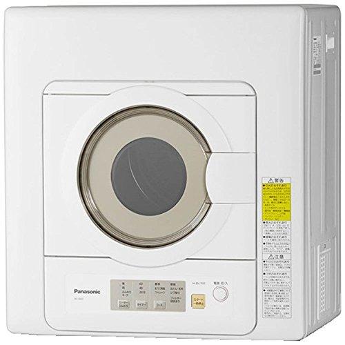 【設置+リサイクル+長期保証】パナソニック NH-D603-W(ホワイト) 電気衣類乾燥機 6kg:特価COM