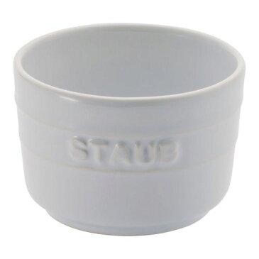 ストウブ エクストラ ミニラムカン 2ヶ組 40511-106 ホワイト