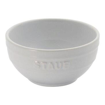 ストウブ セラミック ラウンドボール12 40511-125 ホワイト