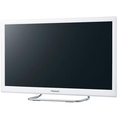 パナソニック TH-24ES500-W(ホワイト) VIERA(ビエラ) ハイビジョン液晶テレビ 24V型