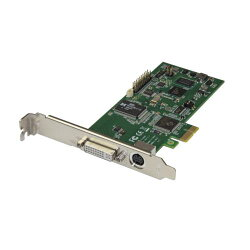 StarTechPEXHDCAP60L2_フルHD対応PCIeキャプチャカード_HDMI/VGA入力