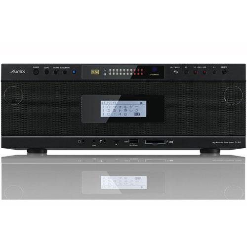 オーディオ, ラジカセ  TY-AH1-K() Aurex SD USB CD Bluetooth FM