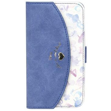 PGA PG-DFP391ALC(アリス) iPhone 8/7/6s/6用 ダブルフリップカバー 横開きタイプ Disney series
