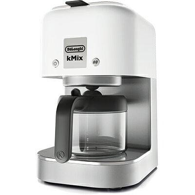 デロンギ COX750J-WH(クールホワイト) ケーミックス ドリップコーヒーメーカー