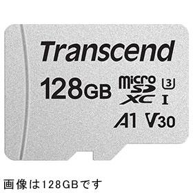 トランセンド TS16GUSD300S microSDHCカード 16GB CLASS10