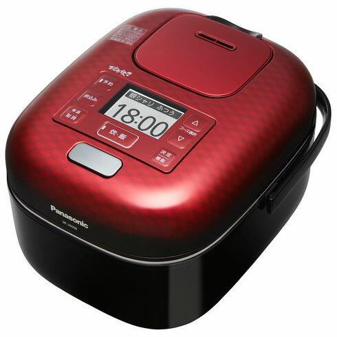 【長期保証付】パナソニック SR-JX058-K(豊穣ブラック) おどり炊き 可変圧力IHジャー炊飯器 3合