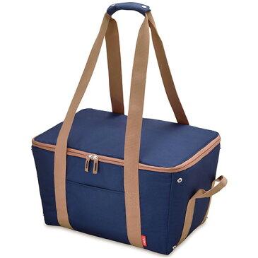サーモス REJ-025-BL(ブルー) 保冷買い物カゴ用バッグ 25L