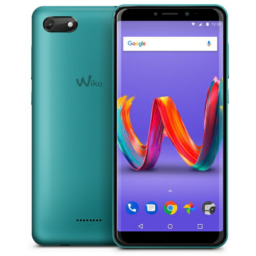wiko Tommy3 Plus(Bleen/ブリーン) 2GB/16GB SIMフリー W-V600