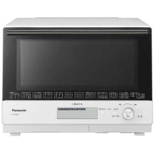 パナソニック NE-BS806-W(ホワイト) Bistro(ビストロ) スチームオーブンレンジ 30L