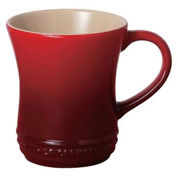 ル・クルーゼ マグカップ Sサイズ 910072-01(チェリーレッド)