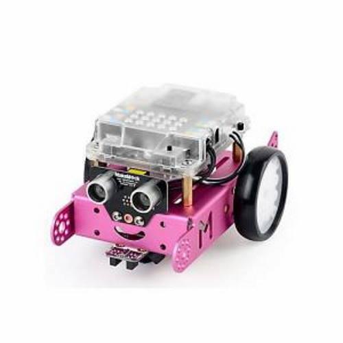 知育玩具・学習玩具, プログラミング・ロボティクス Makeblock Makeblock mBot V1.1Pink()