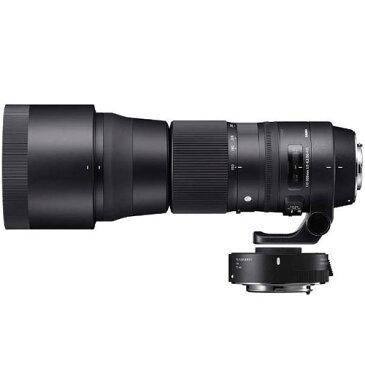 【長期保証付】シグマ 150-600mm F5-6.3 DG OS HSM Contemporary テレコンバーターキット シグマ用