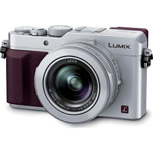 パナソニック LUMIX DMC-LX100-S(シルバー)
