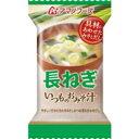 【まとめ買い】アマノフーズ いつものおみそ汁 長ねぎ 9g(フリーズドライ) 10個
