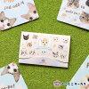 【メール便対応可】あぶらとり紙『NIRAMEKKO』猫|ねこ|脂取り紙|コスメ|化粧|スキンケア|かわいい|おもしろ|おしゃれ|ギフト|贈り物|動物|とことこサーカス