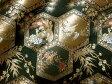 京西陣・金襴 生地 毘沙門亀甲鳥に松竹梅 (和布 和生地 和柄生地 和柄 和風)05P01Oct16