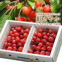 山形産紅さやか(Lサイズ)約1kg さくらんぼ,サクランボ,桜桃,ベニサヤカ