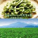 送料無料 山形セレクション だだちゃ豆 1kg 枝豆、豆、ま...