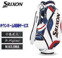 【オウンネームが刺繍で入る】スリクソン/SRIXONキャディバッグGGC-S113
