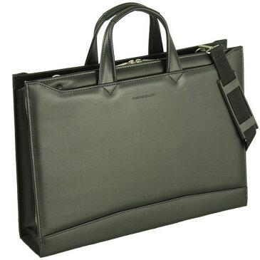 MEN'S CLUB/メンズクラブ 軽量合皮ブリーフケース ビジネスバッグ B4 45cm 【平野鞄 】22157