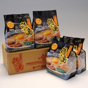 徳島ラーメン味付豚肉付 8食入
