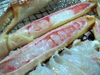 ずわいがに(バルダイ種)焼き蟹イメージ