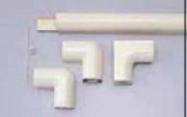 リンナイ 浴室配管カバーセット BHOT-W010ガス浴室暖房機 壁掛型関連部品 【代引不可】